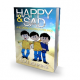 Happy and Sad are both normal feelings.